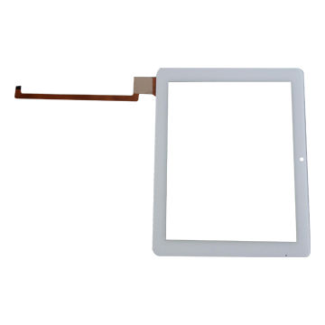 9.7-inch G + G Type Projected Capacitive Touch Screen, True Multi-point Function
