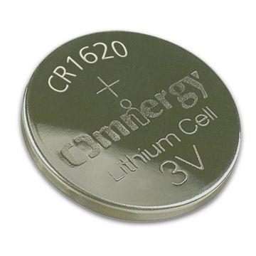 Hong Kong SAR Lithium/Manganese Dioxide Button-cell Battery with 70mAh Nominal Capacity, for Remote Control Units