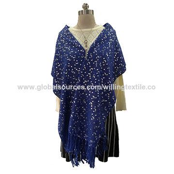 China Ladies night sky scarf