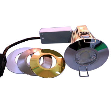 China Fire Rated Downlight, 10W Power, Dimmable, CE ROHS Approved