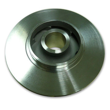 Taiwan Impeller, Made of Stainless Steel