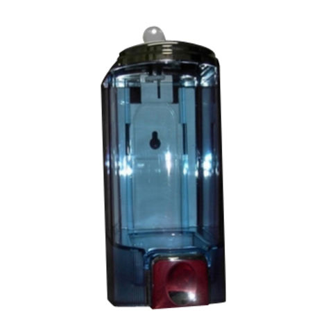 Taiwan Chrome-plated 900ml Soap Dispenser with Key Lock System