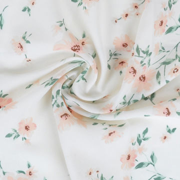 Polyester Printing Fabric, Made of 100% Polyester