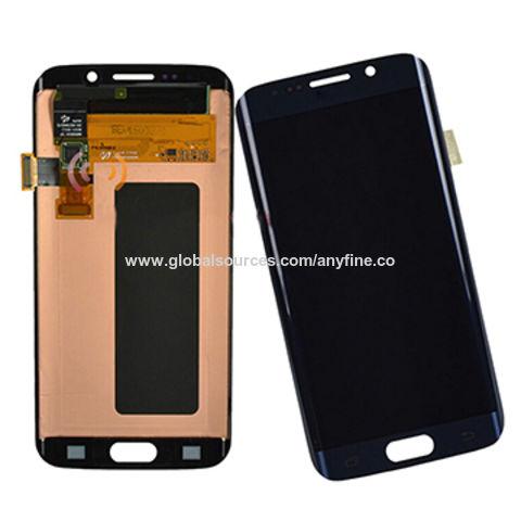China Edge LCD digitizer for Samsung Galaxy s6