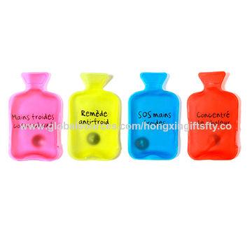 China Bottle shape instant heat pack
