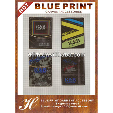 2013 Wholesale Custom Garment Fabric Labels | Global Sources