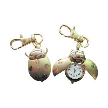 China Digital Watch Keychain with Clock Function, Waterproof, Durable and Convenient Features