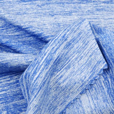 Taiwan Piece Dye Auto Stripe Jersey Fabric