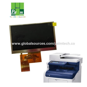4.3-inch TFT LCD Module with White LED Backlight