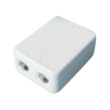 China ADSL POTS Micro-filter for G-Lite Applications, CE- and UL-certified