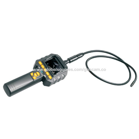China Borescope with Video recording capability, supports up to 32GB micro SD card