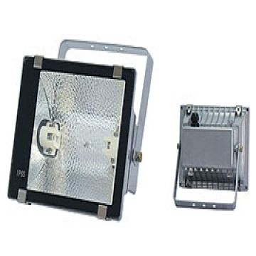 China Metal Halide Outdoor Flood Lamps with 150W Electronic HID Ballast, Made of Aluminum Steel Material