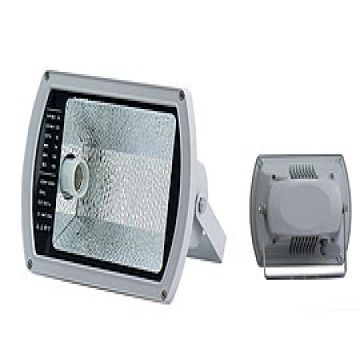 China Metal Halide Outdoor Flood Lamps with 150W Electronic HID Ballast, Available in White, Black Colors