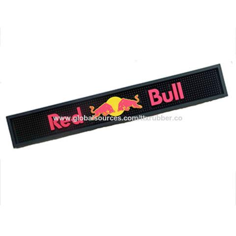 China Promotional custom printing bar runner mat