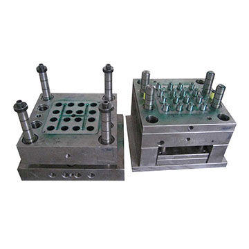 Plastic Mould 16 Cavities Injection Mould Coupler
