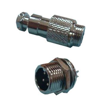 Taiwan Male Plug and Male Socket