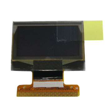 OLED Display, 0.96-inch, with Resolution of 128*64