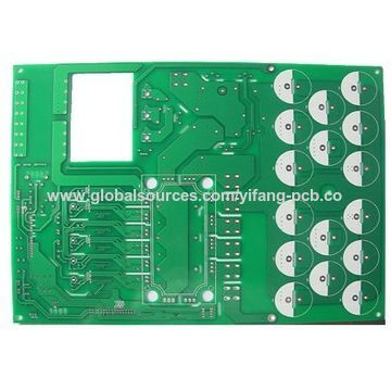 2-layer PCB for Refrigerator with RoHS