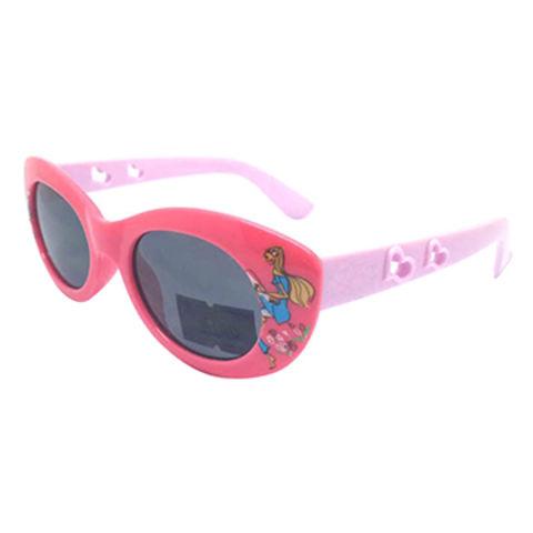 China 2017 Hot Sale Promotional Children's Plastic Sunglasses