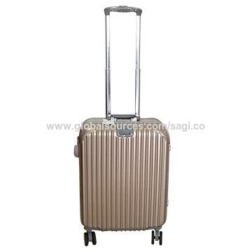China 3-piece PC luggage set
