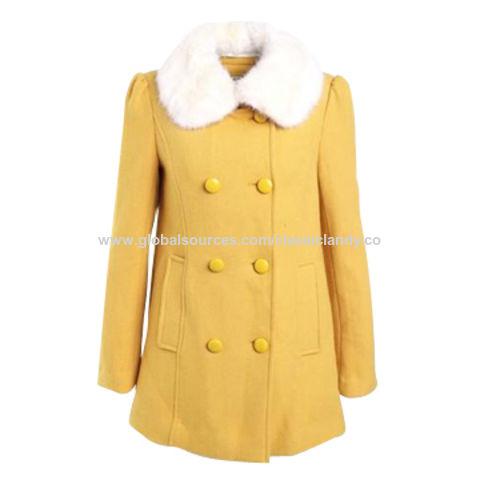 China Women's wool jacket