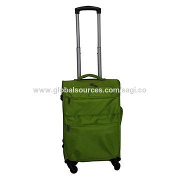 "China 20/24/28"" 3pcs Luggage with 420D/PVC"