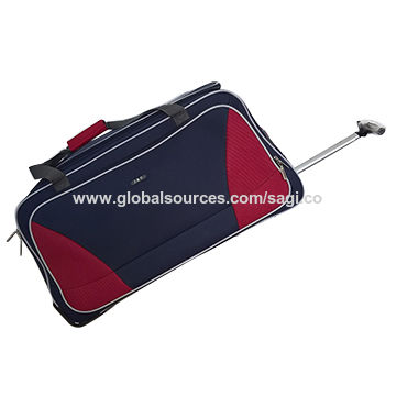 "China 24"" rolling duffel bags"