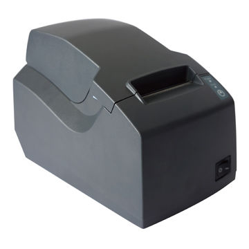 POS receipt printer, big gear big motor/smallest size while big paper storehouse