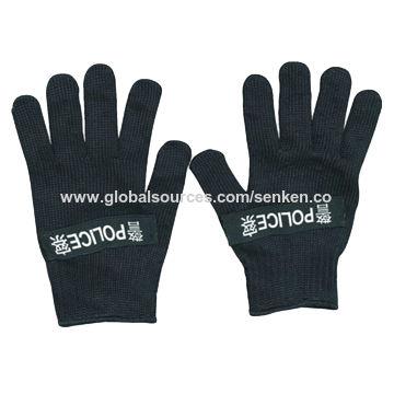 Stab resistant glove