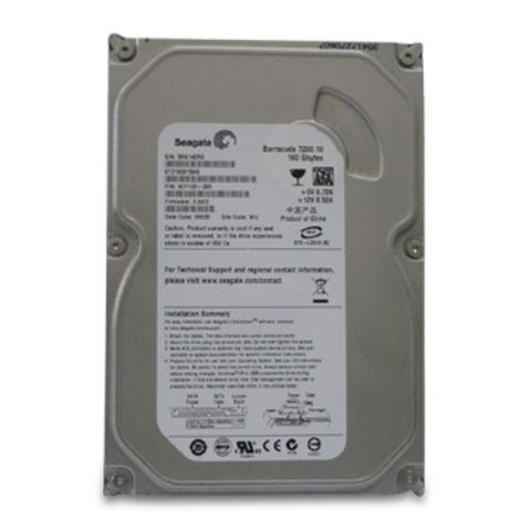 Hong Kong SAR 3.5-inch Desktop Hard Disk Drive with 160GB Capacity and IDE Interface