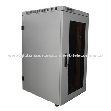 China Soundproof cabinet, 19''+aluminum mounting rails, side ...