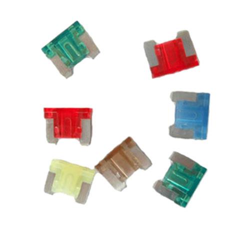 China Auto fuses Ampere Rating:2A~30A Voltage Rating:32V/60VDC Approvals:CE