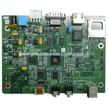 China PCB assembly for DVD with impressive in-house facilities, extensive product range