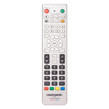 China DVB-T+TV Combinational Remote Controller