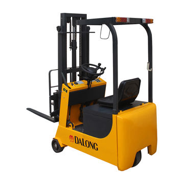 Electric Forklift with 500kg Capacity