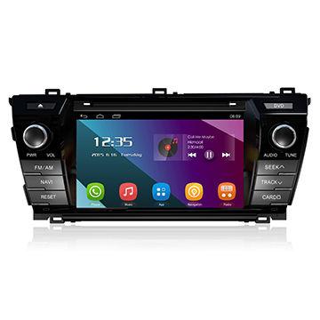 China Car GPS Navigation System ,Google Play & Apps, Air Mirroring Play, Internet (3G&Wi-Fi)