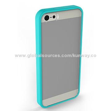 China TPU/PC overmold cases with perfect protection,easy to carry