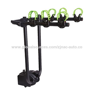 China 2016 New Towbar Mounted Bike Carrier, 2-inch Towball, Made of Iron