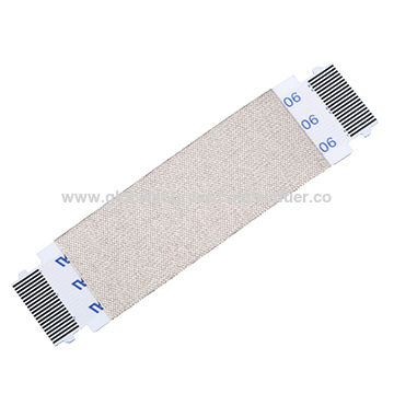 China 0.5mm ffc cable flexible flat cable, Customized Specifications are Accepted
