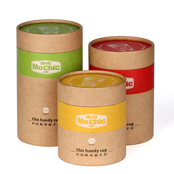 Natural Mailing Paper Tubes Packaging Global Sources