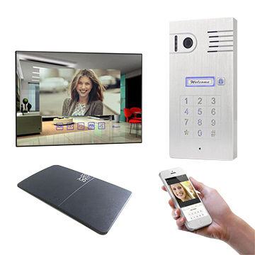 Convert Traditional Wired Analogy Systems, into Wi-Fi IP Intercom Systems MR260C2