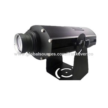 40W gobo light LED logo projector, outdoor use, waterproof, IP65, 4 images