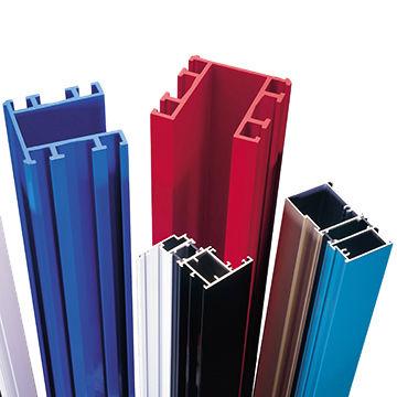 China Alkali-resistant Aluminum Extrusion, Stylish and Elegant