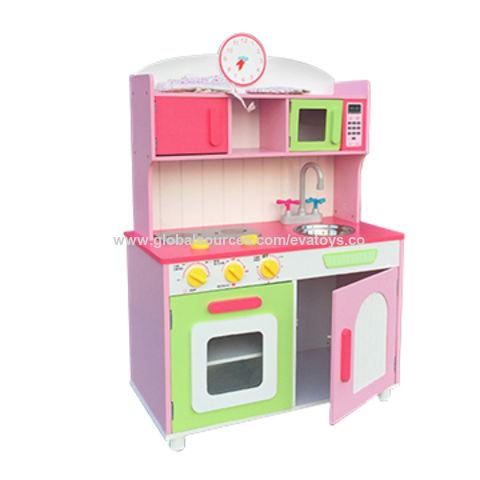 China 2015 New Design Children Wooden Kitchen Toy Set W10c175 On