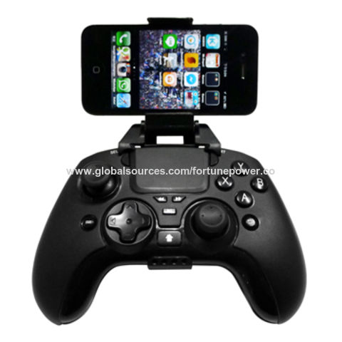 Bluetooth Game Controller for STB, Mobile, Tablet and computer with Touch pad as mouse function