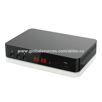 China FTA New Product-Fully Compliant DVB-T2/DVB-T HD Set-top Box for Poland, Czech, Romania with Scart