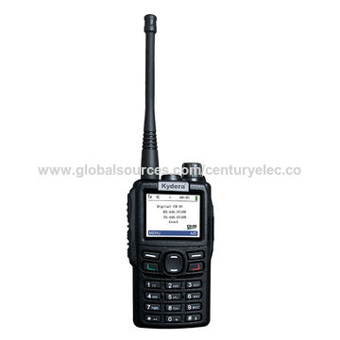 Kydera two way radio DM-850 vhf or uhf available GPS version