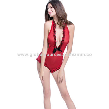 Hong Kong SAR Fetish lingerie, OEM/stock service are accepted