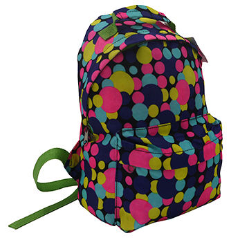 China Daypacks, Made of 600D Polyester Material