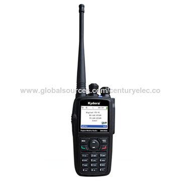 China Kydera DMR transceiver Handheld two way radio DM-8600 walkie talkie